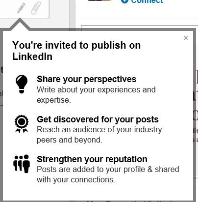 Introducing The LinkedIn Publishing Platform
